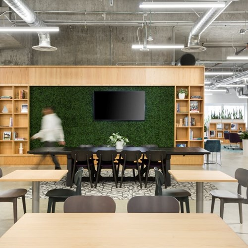 <p>GROW YOUR BUSINESS WITH SPACES </p>